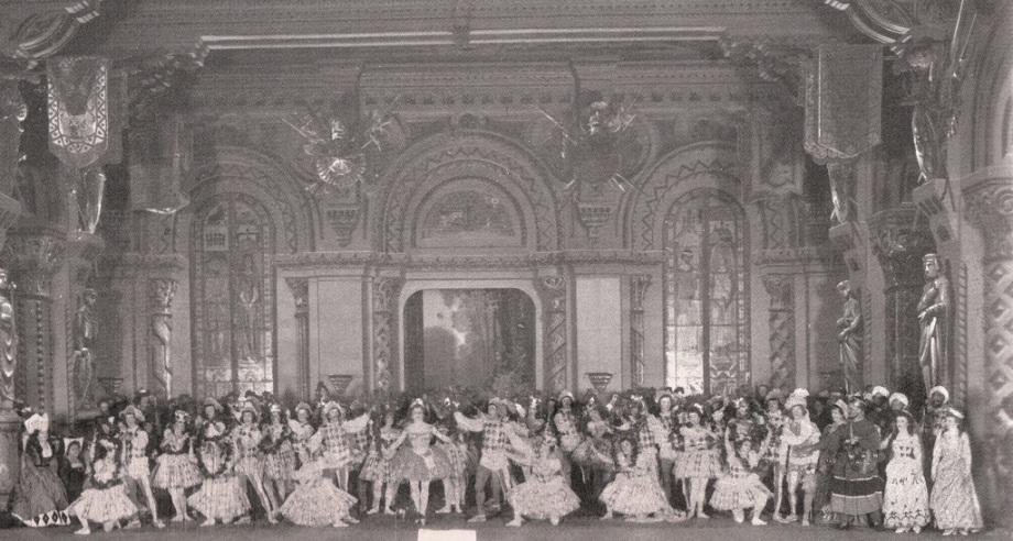 Raymonda - Act 1 - 1898