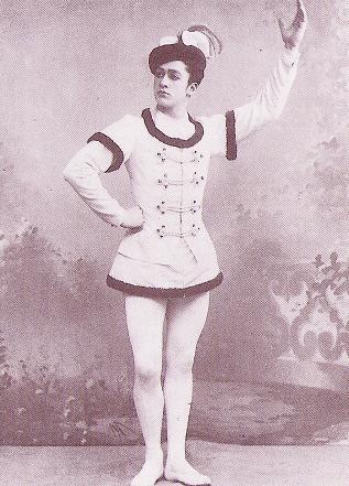 Sergei Legat as Jean de Brienne (1898)