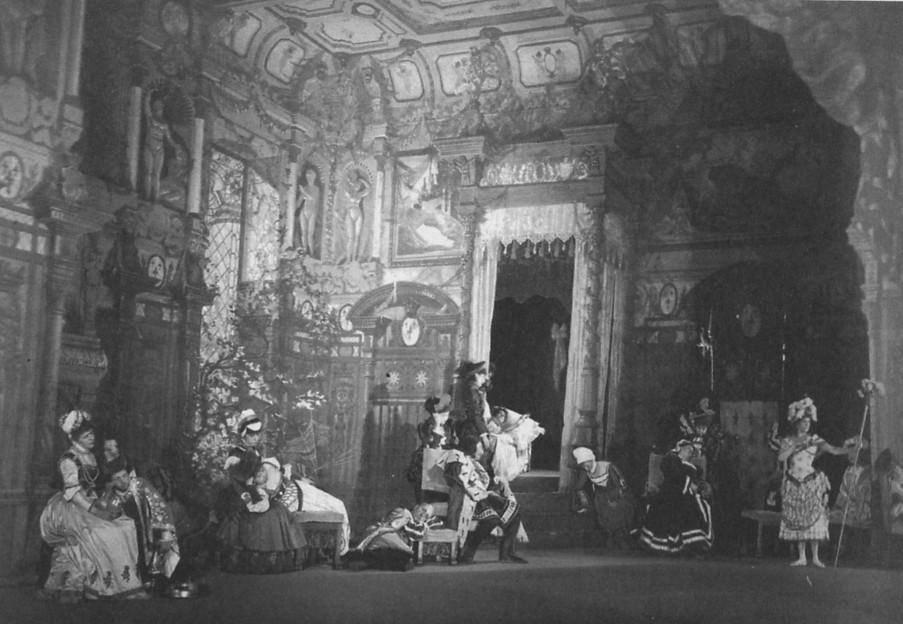 Aurora's Bedchamber (1890)
