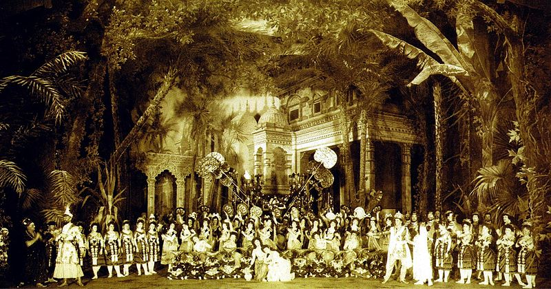 Act 2 of the 1900 revival