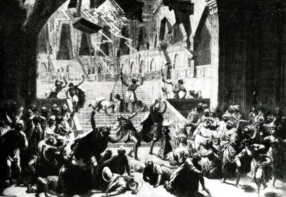 The Destruction of the Temple (1877)