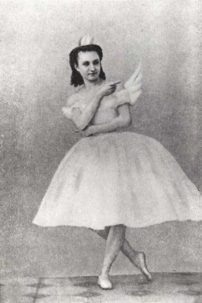 Anna Sobechshanskaya as Odette (1877)