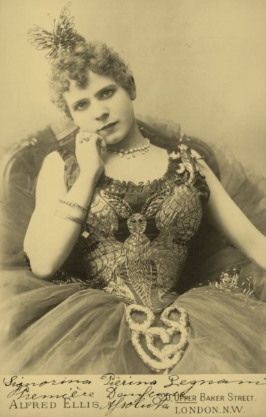 Pierina Legnani, 15 September 1891