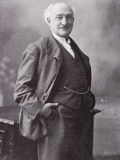 Maestro Enrico Cecchetti (1925)