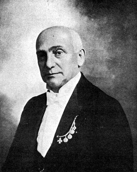 Maestro Enrico Cecchetti
