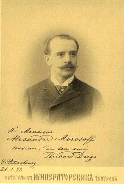 Maestro Riccardo Drigo