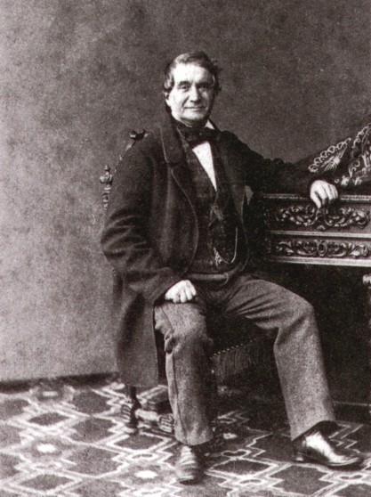 Maestro Cesare Pugni (1868)