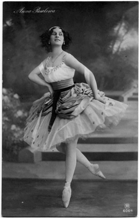 Anna Pavlova as Lise (1912)