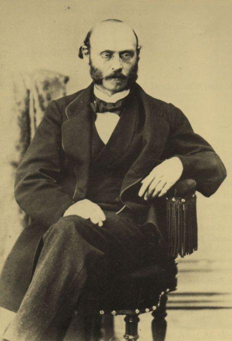 Maestro Ludwig Minkus (ca. 1865)