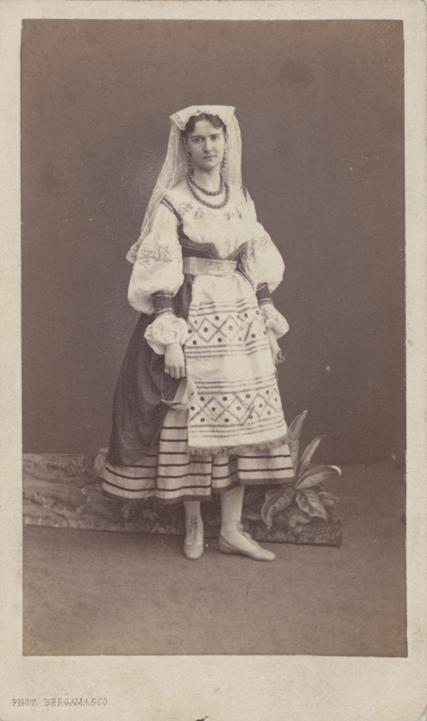 Maria Surovshchikova-Petipa as Florida (1866)