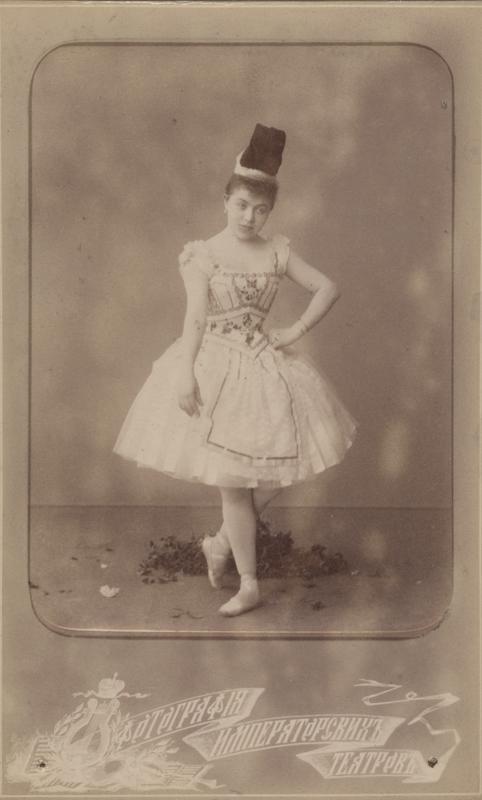 Alexandra Feodorova as Urgell (1891)