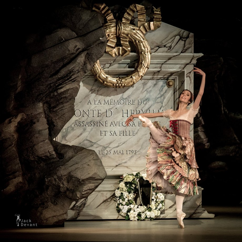 Daria Sukhorukova as Paquita (2014), photo by Jack Devant©