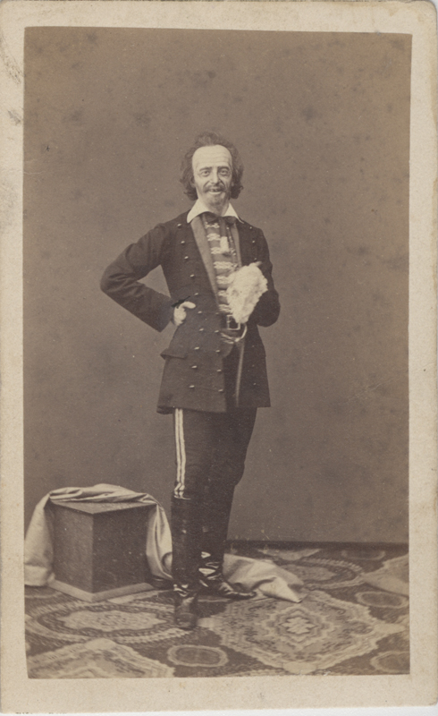 Timofei Stukolkin as Beausoleil (1860)