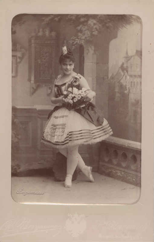 Emma Bessone as Emma (1887)
