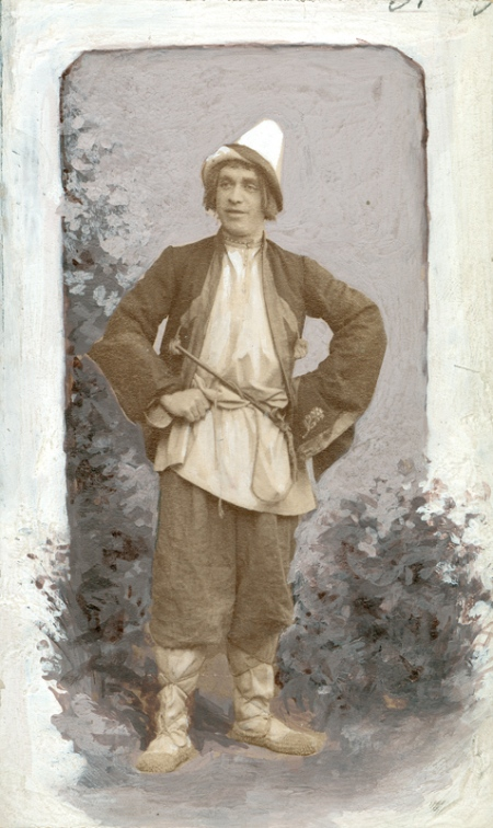 Alexander Shiryaev as Ivanuskhka (1895)