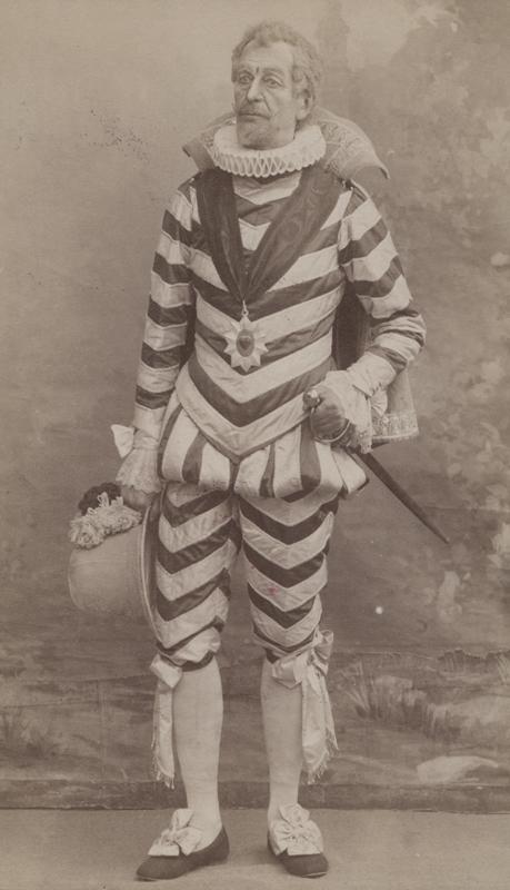 Timofei Stukolkin as Cavalier Pignarole (1893)