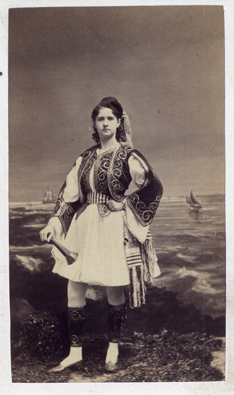 Maria Surovshchikova-Petipa as Medora in