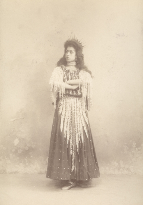 Maria Skorsiuk as Morena (1896)
