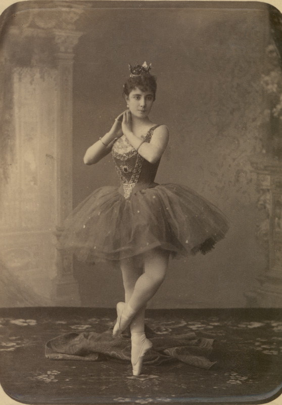 Carlotta Brianza as Princess Aurora (1890)