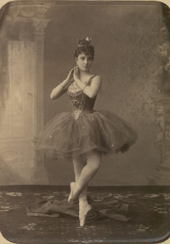 Carlotta Brianza as Princess Aurora (1890)