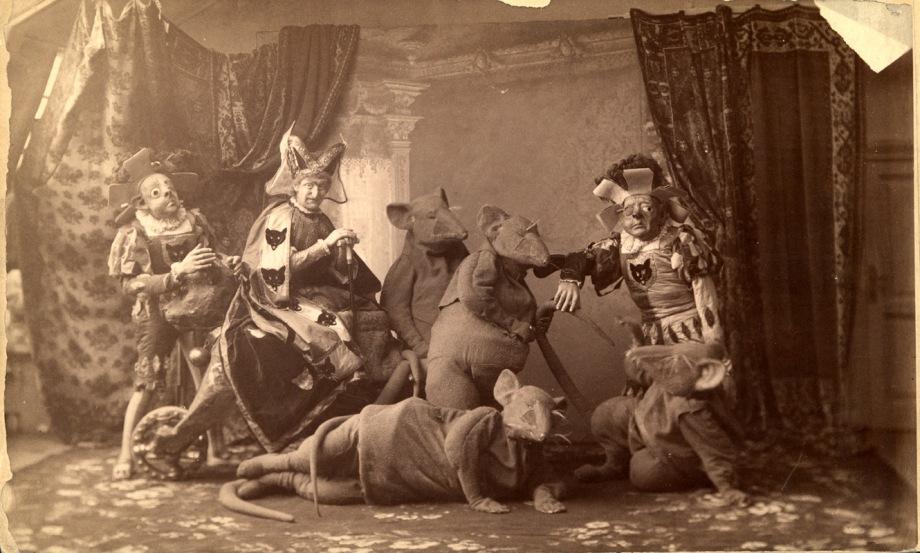 Enrico Cecchetti as Carabosse (1890)