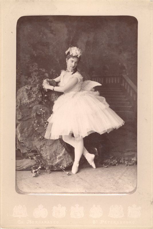 Ekaterina Vazem as Bettli (1871)