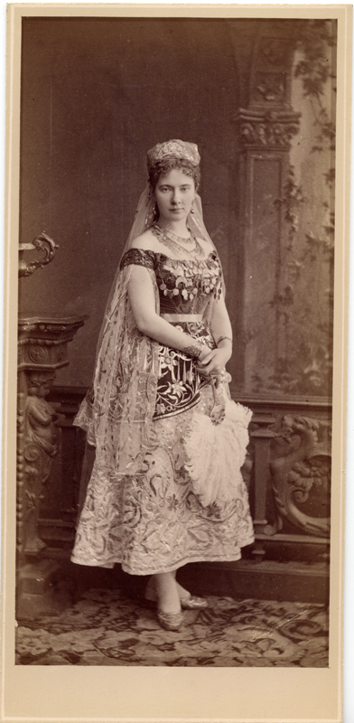 Ekaterina Vazem as Zoraiya (1881)