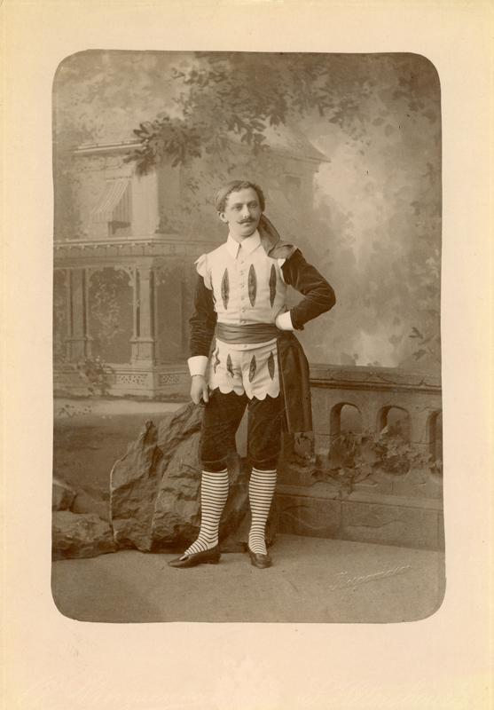 Platon Karsavin (1880s)