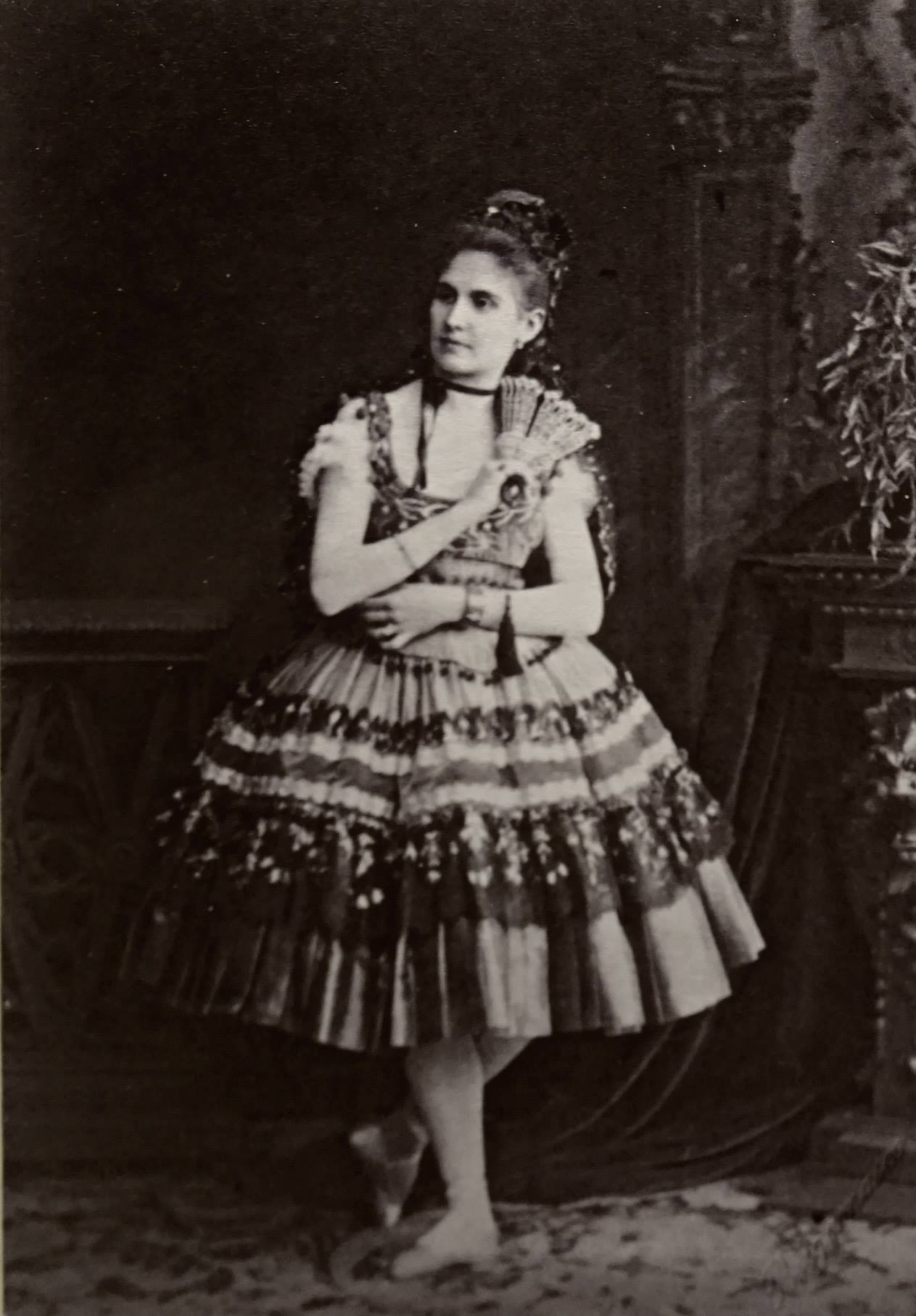 Eugenia Sokolova as Kitri