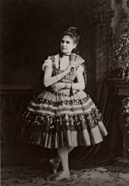 Eugenia Sokolova as Kitri