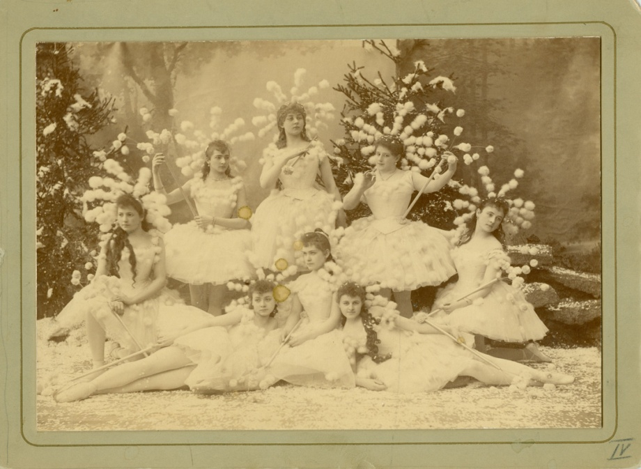 The Waltz of the Snowflakes (1892)