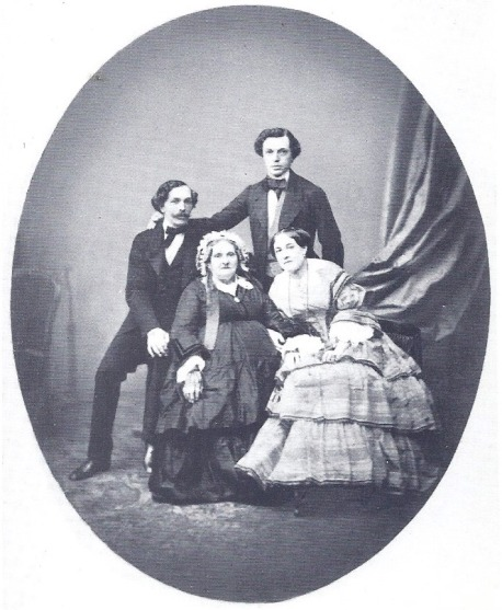 The Petipa family