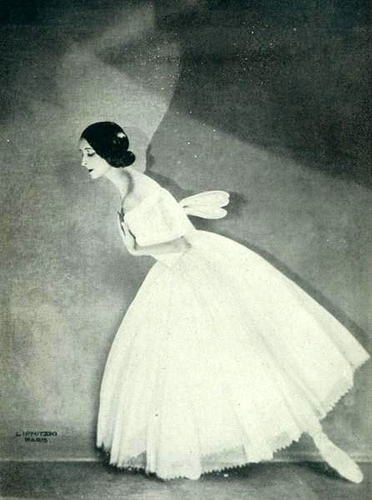 Olga Spessivtseva as Giselle (1930)